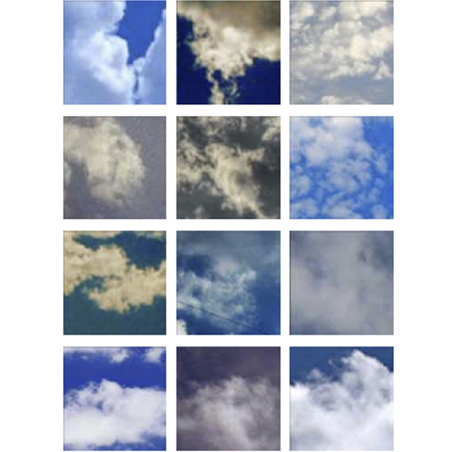 Faces in The Sky