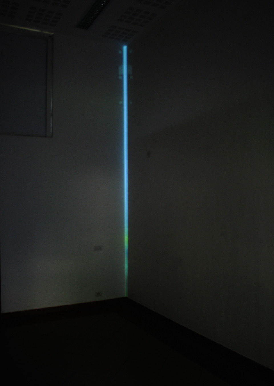 Elementi, installation view, 2007. Courtesy: the artist.