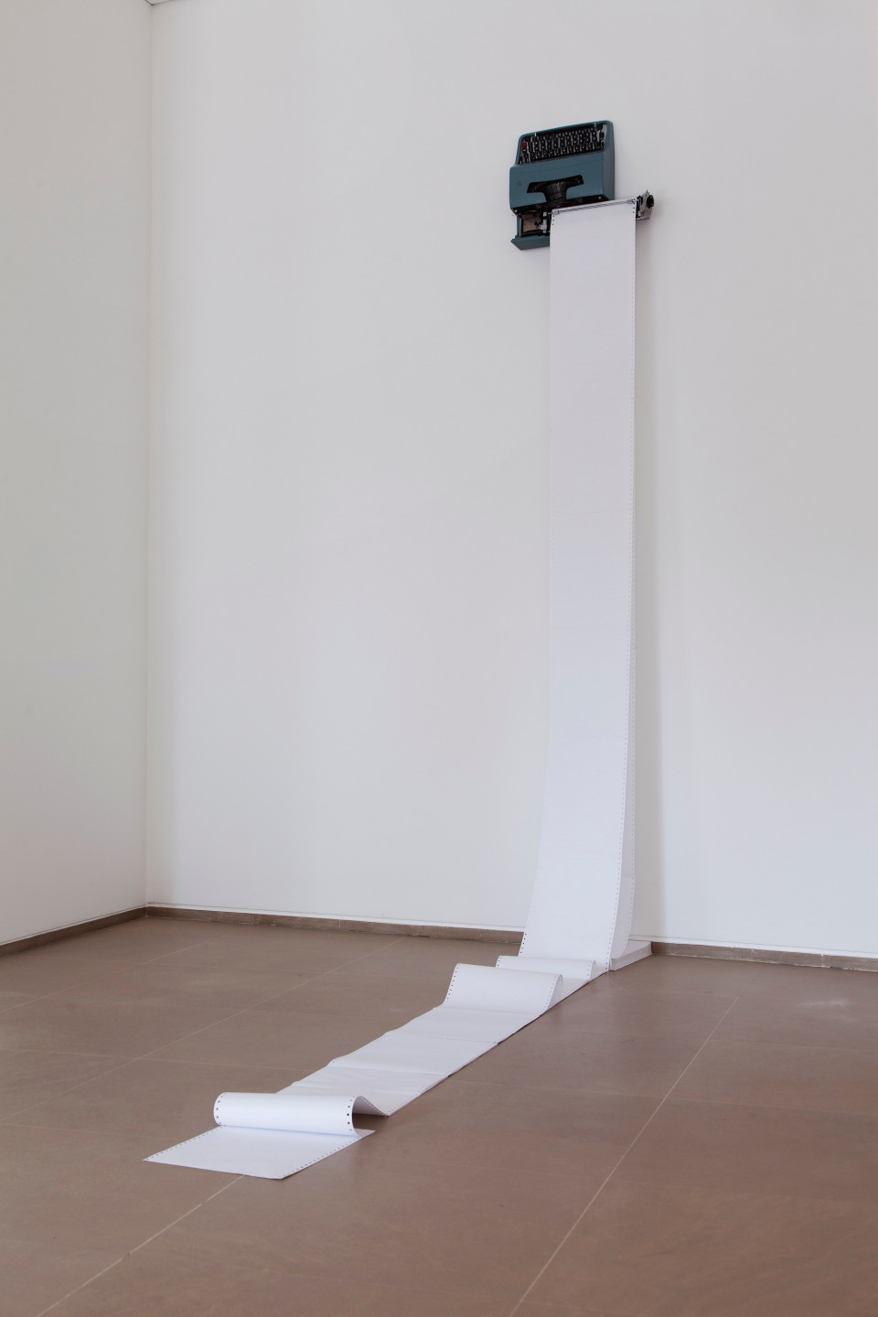 Public Messages, Installation View, 2014. Courtesy: Artopia Gallery.